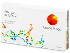 Proclear Multifocal XR (3 lenses)