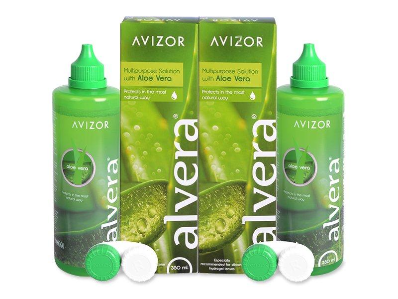 Alvera Solution 2 x 350 ml