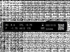 Miru 1 Month Menicon for Astigmatism (6 lenses)