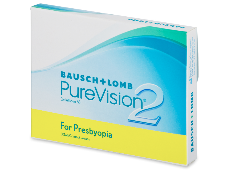 PureVision 2 for Presbyopia (3 lenses)