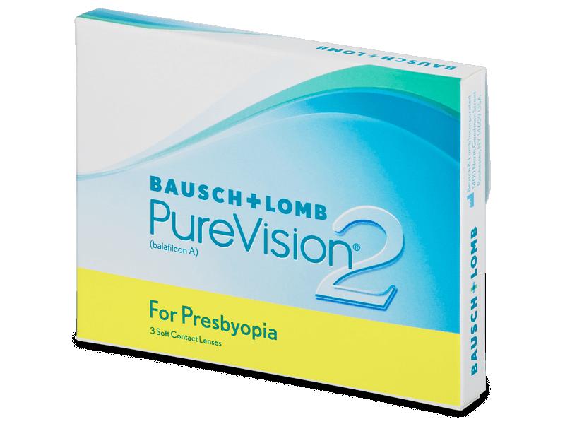 PureVision 2 for Presbyopia (3lenses)