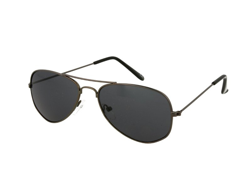 Kids sunglasses Alensa Pilot Ruthenium