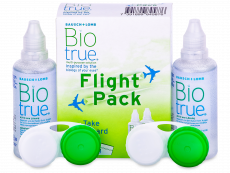 Biotrue Flight Pack 2 x 60 ml