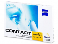 Carl Zeiss Contact Day 30 Spheric (6 lenses)