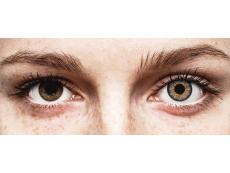 Grey Glamour contact lenses - ColourVue (2 coloured lenses)