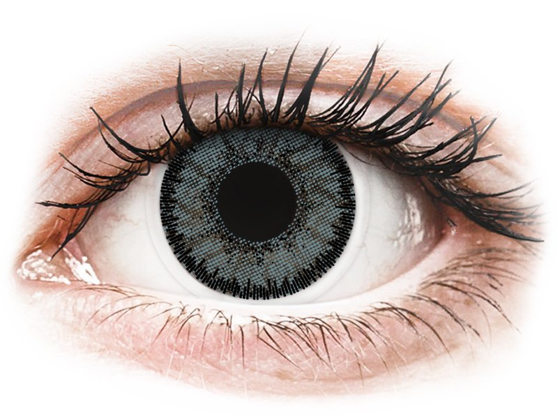 Platinum contact lenses - SofLens Natural Colors - Power (2 monthly coloured lenses)