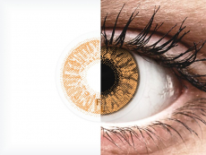 Hazel contact lenses - FreshLook Colors (2 monthly coloured lenses)