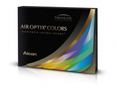 Air Optix Colors - Turquoise - power (2 lenses)