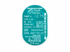Bausch + Lomb ULTRA for Astigmatism (6 lenses)