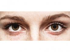 Brown Honey contact lenses - power - TopVue Color (2 lenses)
