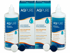 AQ Pure Solution 2 x 360 ml