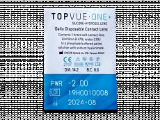 TopVue One+ (5 lenses)