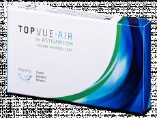 TopVue Air for Astigmatism (3lenses)
