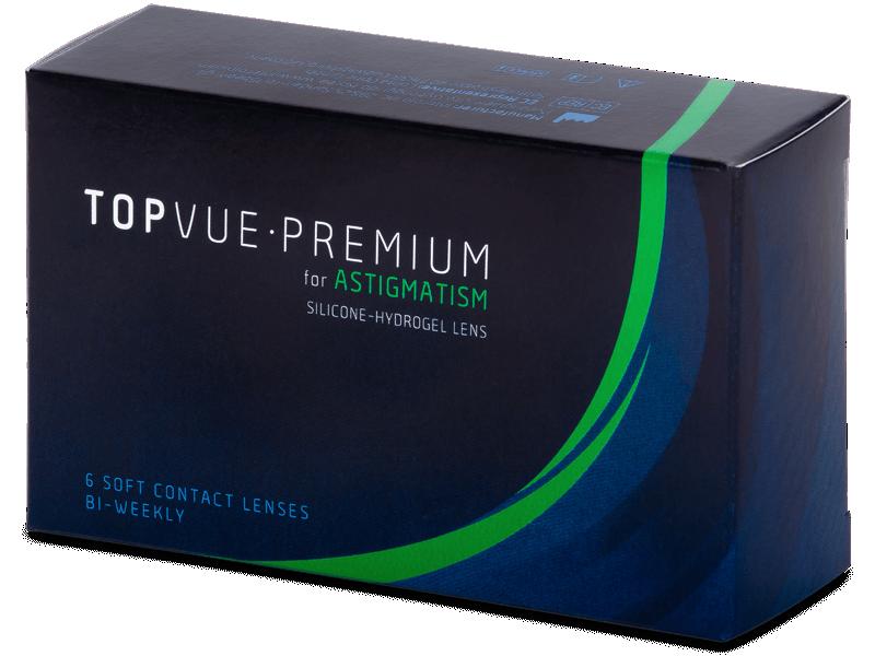 TopVue Premium for Astigmatism (6lenses)