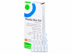 Eye drops Thealoz Duo Gel 30x 0,4g