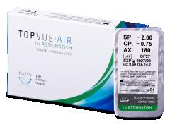 TopVue Air for Astigmatism (1lens)