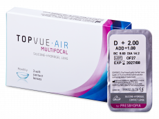 TopVue Air Multifocal (1 lens)