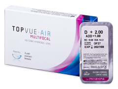 TopVue Air Multifocal (1lens)