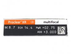 Proclear Multifocal XR (6 lenses)