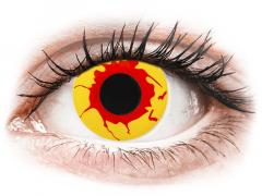 Reignfire contact lenses - ColourVue Crazy (2 daily coloured lenses)