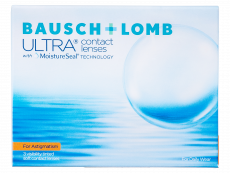 Bausch + Lomb ULTRA for Astigmatism (3 lenses)