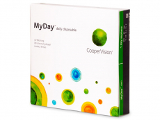 MyDay daily disposable (90 lenses)
