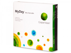 MyDay daily disposable (90lenses)