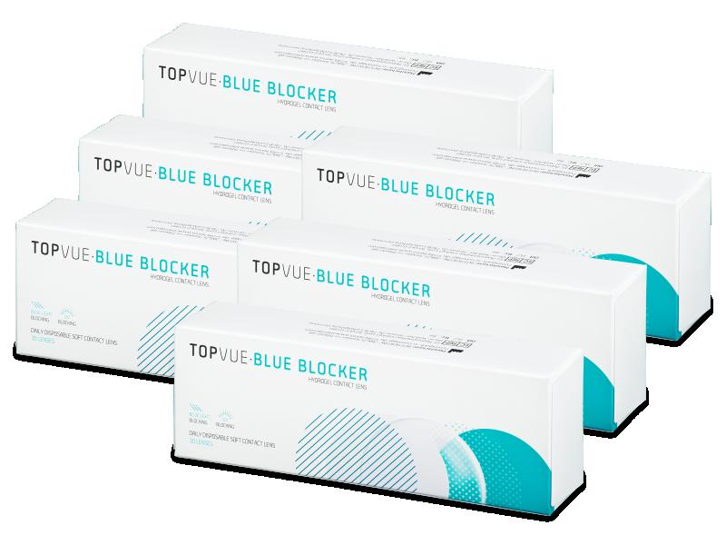TopVue Blue Blocker (180 lenses)