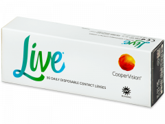 Live Daily Disposable (30 lenses)