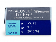 1 Day Acuvue TruEye (30 lenses)