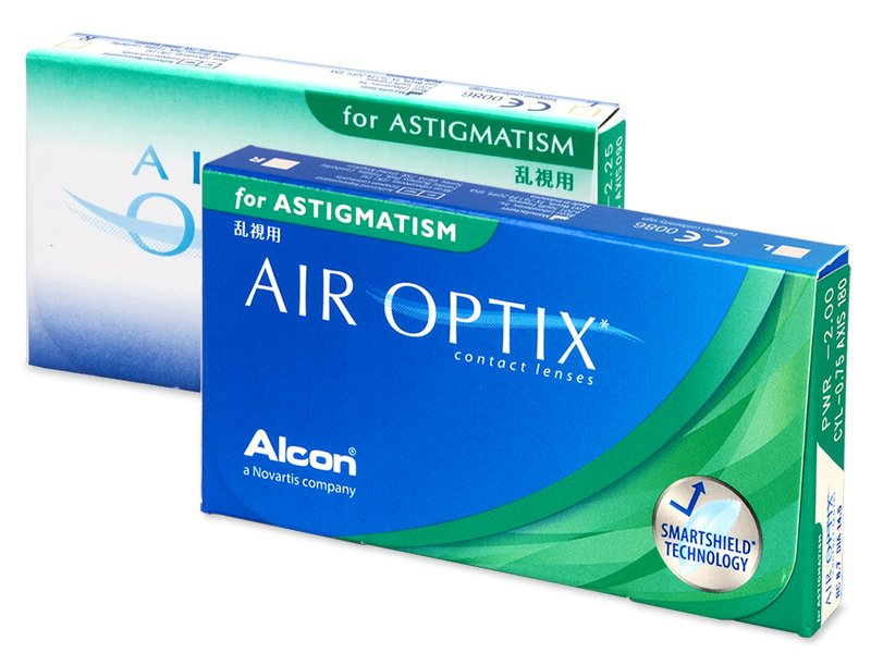 Air Optix for Astigmatism (3lenses)