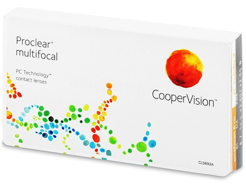Proclear Multifocal (3 lenses)