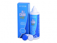 Avizor All Clean Soft solution 350 ml