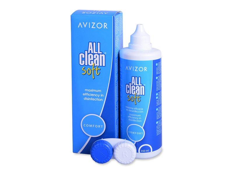 Avizor All Clean Soft solution 350 ml