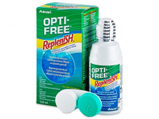 OPTI-FREE RepleniSH Solution 120 ml