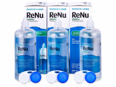 ReNu MultiPlus Solution 3 x 360 ml