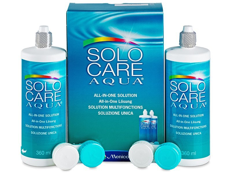 SoloCare Aqua Solution 2 x 360ml