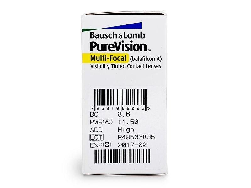 PureVision Multi-Focal (6lenses)