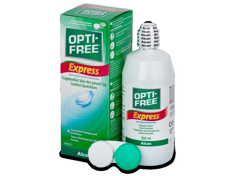 OPTI-FREE Express Solution 355ml