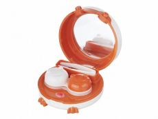 Vibrating Contact Lens Case
